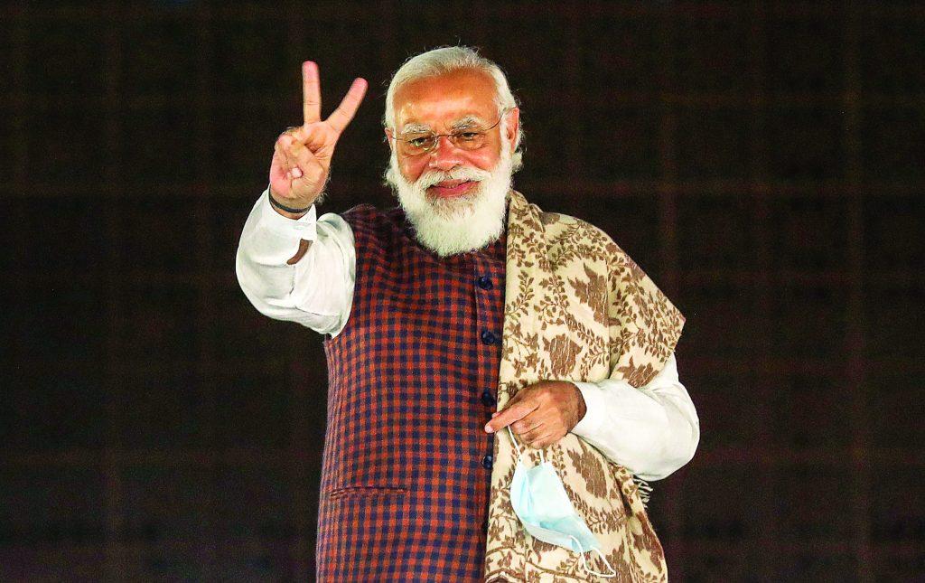 Премиерот на Индија, Нарендра Моди
