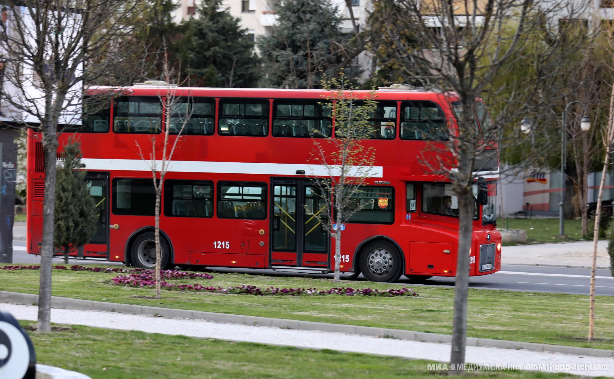 ЈСП автобус