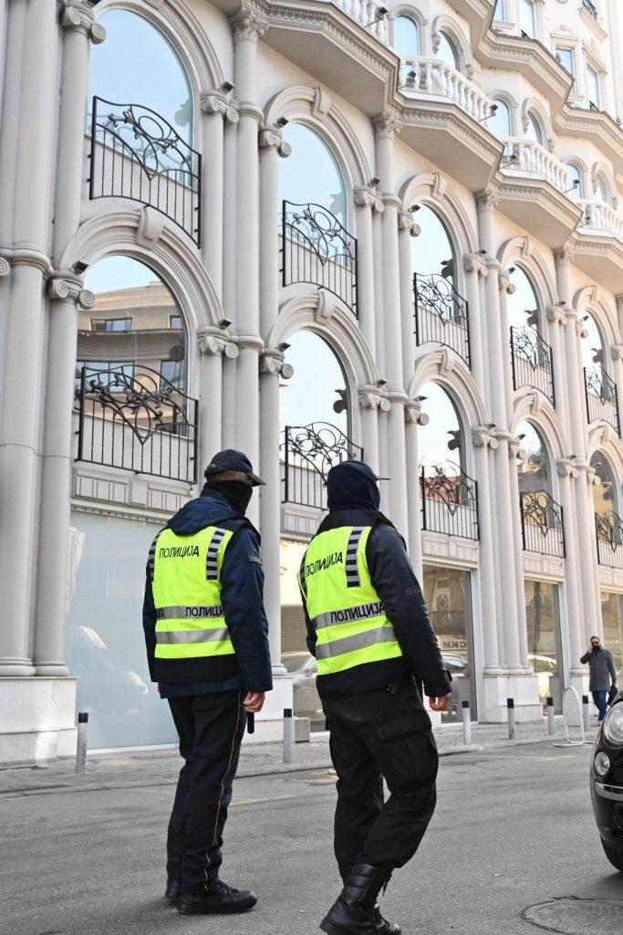Мериот Сашо мијалков полиција