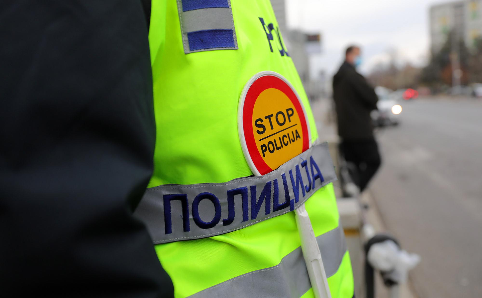 Полиција сообраќај