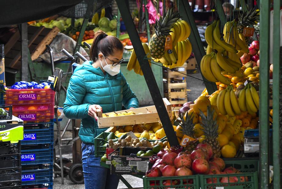 Зелен пазар, Скопје
