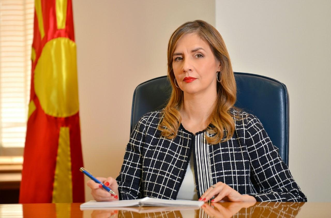Анита Ангеловска-Бежоска