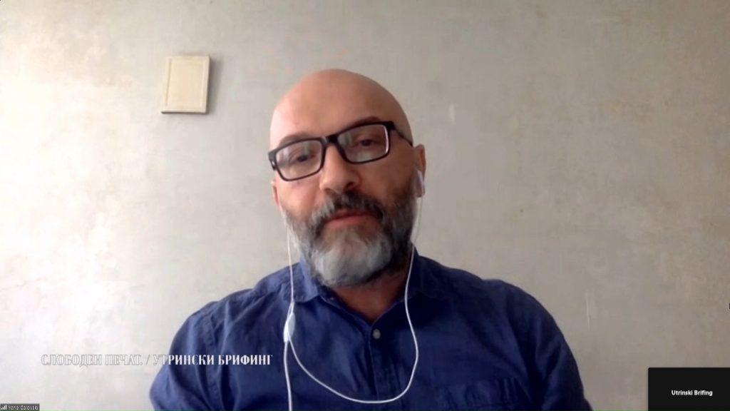 ВИДЕО   Јане Чаловски: Нужно е министерството да ги промени начините на работење со независниот културен сектор