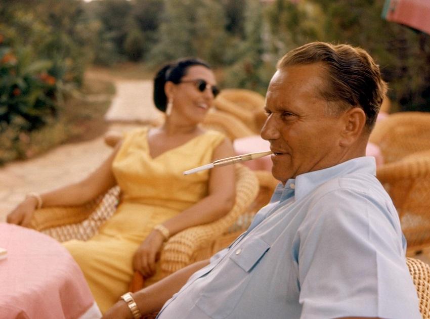 Tito and Jovanka