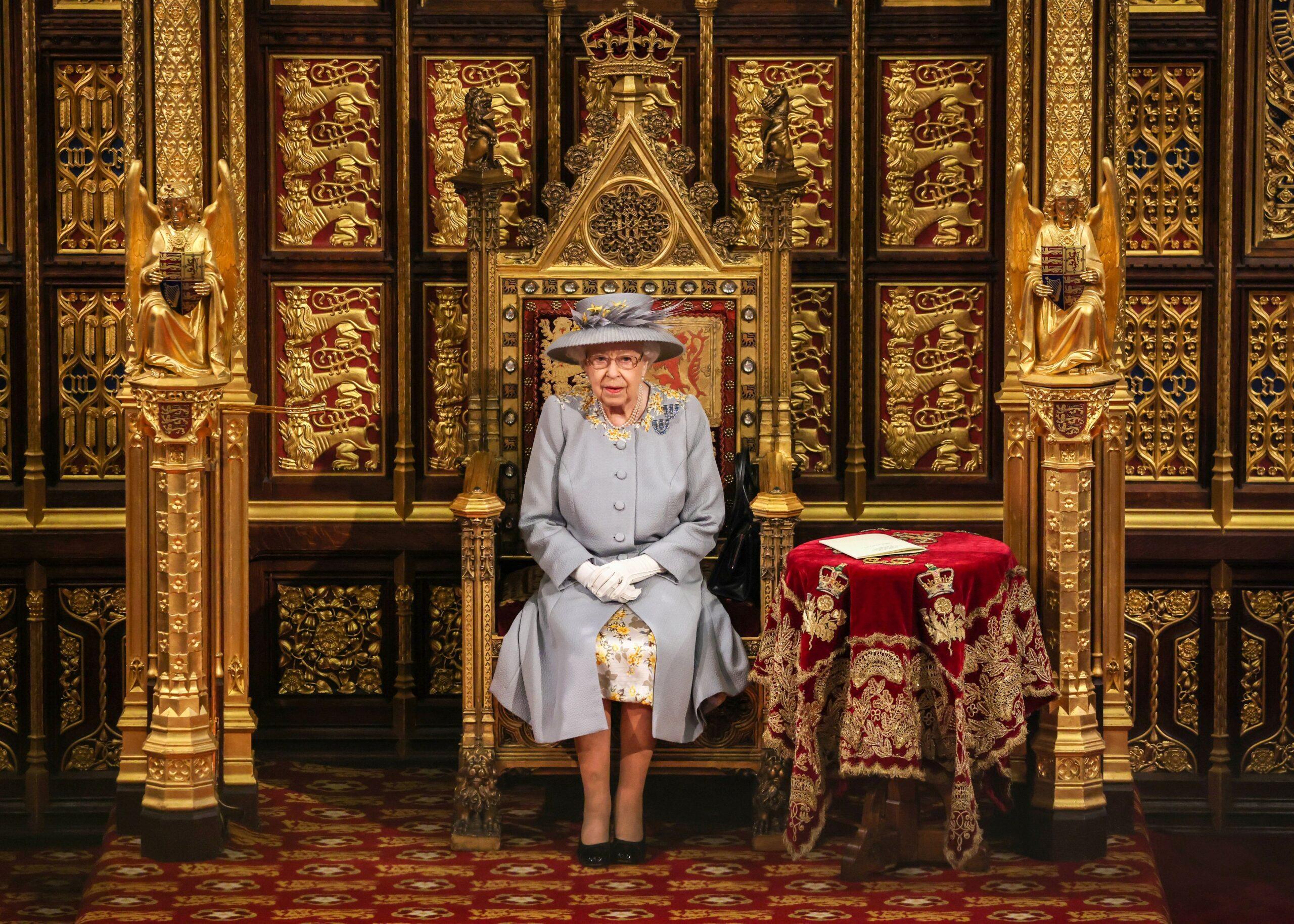кралица елизабета