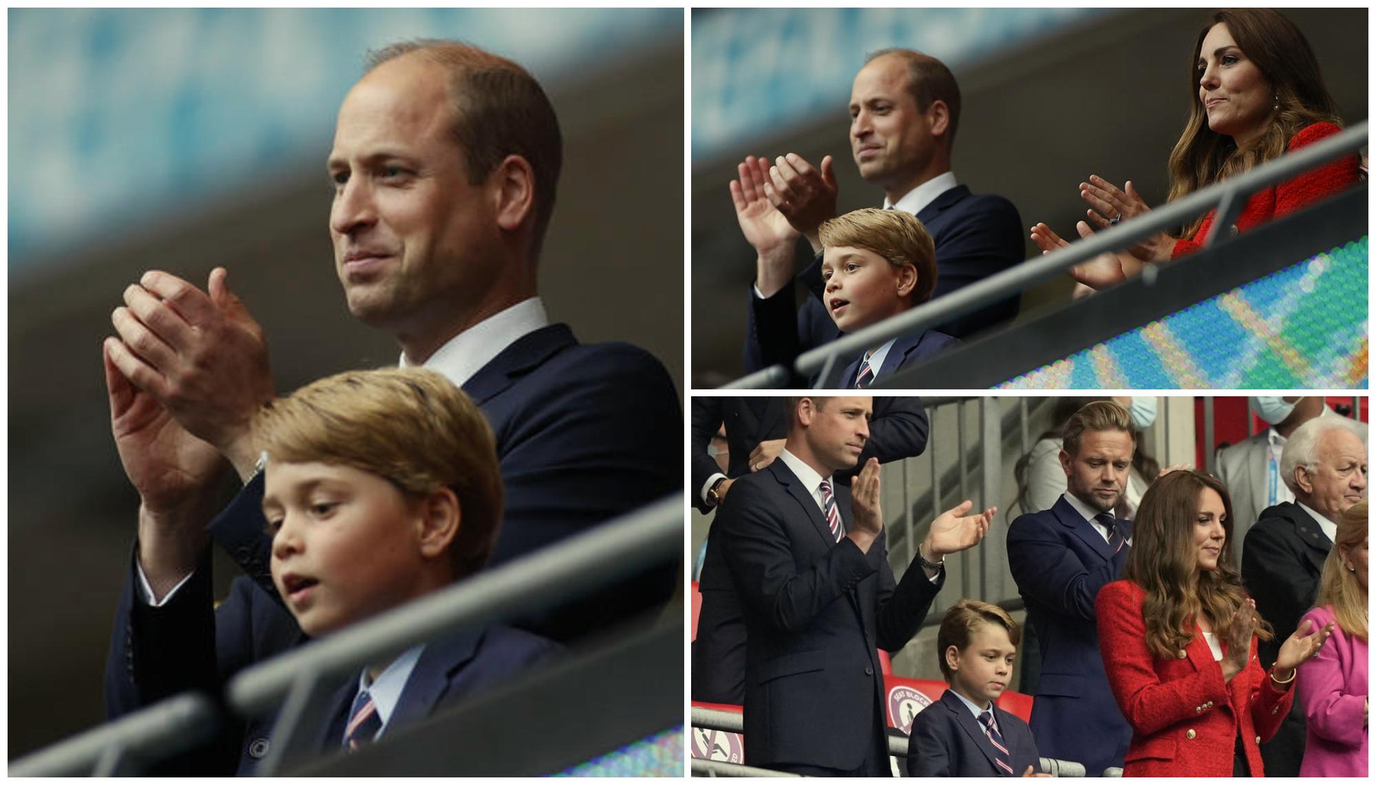 принц џорџ британско кралско семејство