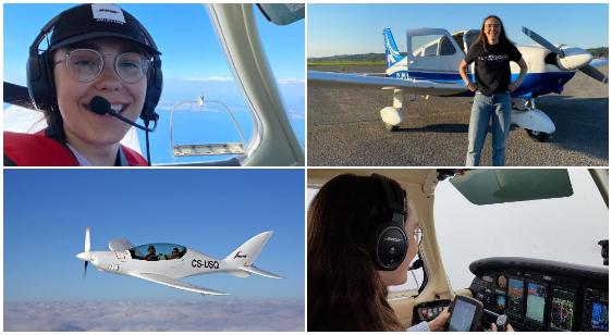тинејџерка лет зара радерфорд авион