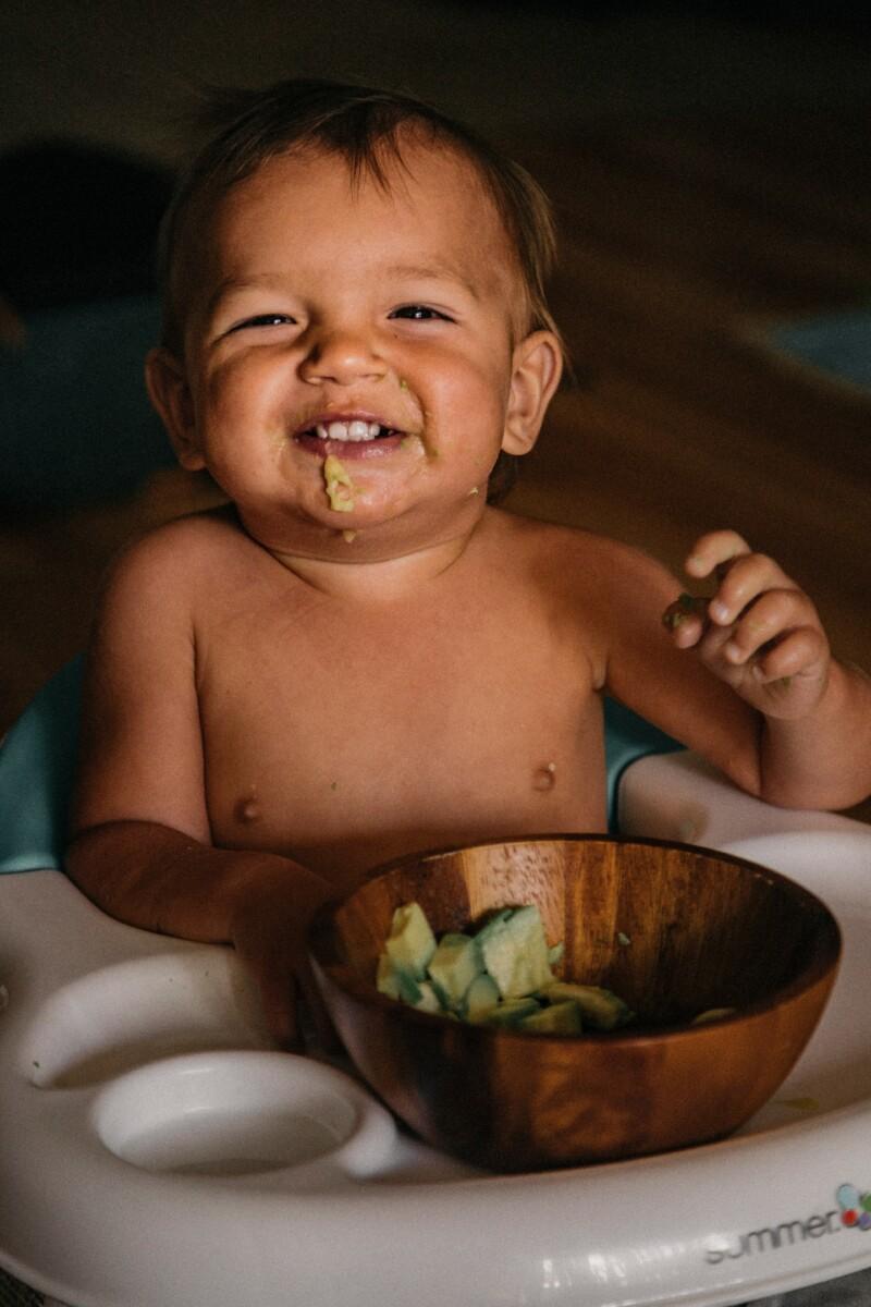 бебе исхрана