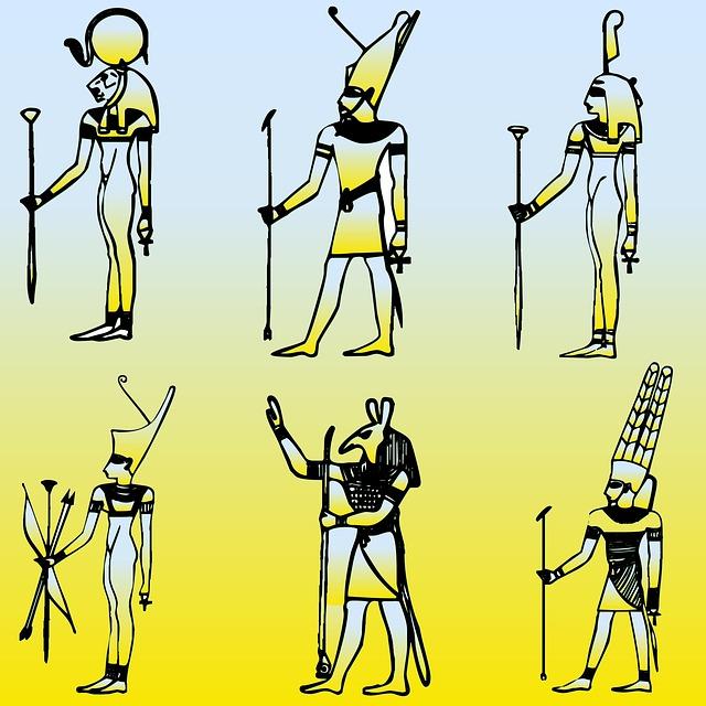 египет богови хороскоп