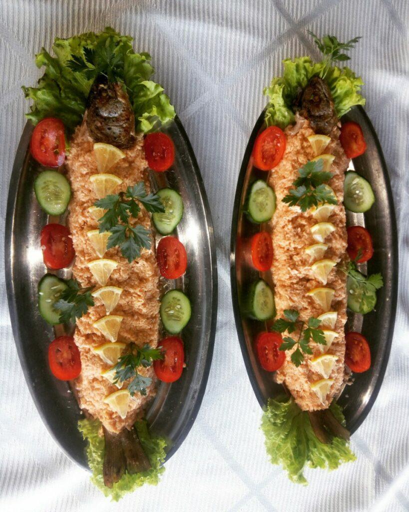 рибен ресторан Александрија