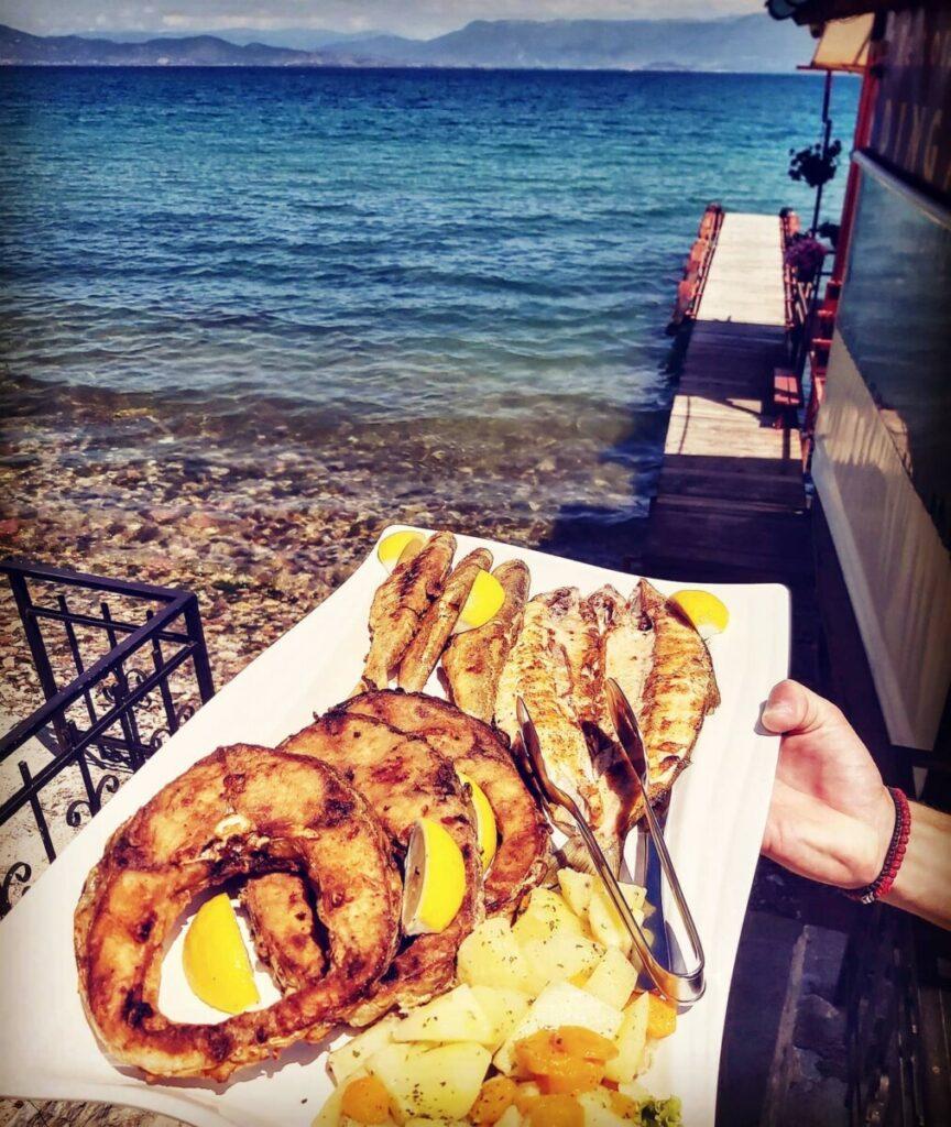 рибен ресторан динга