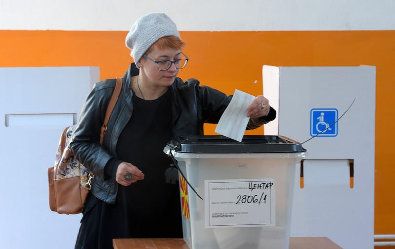 Избори Македонија