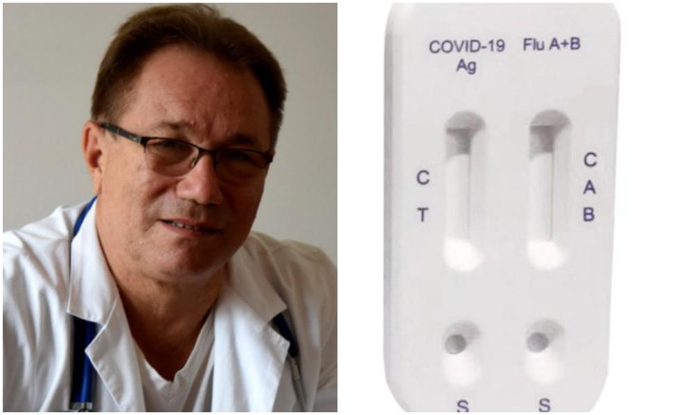 Д-р Нико Беќаровски