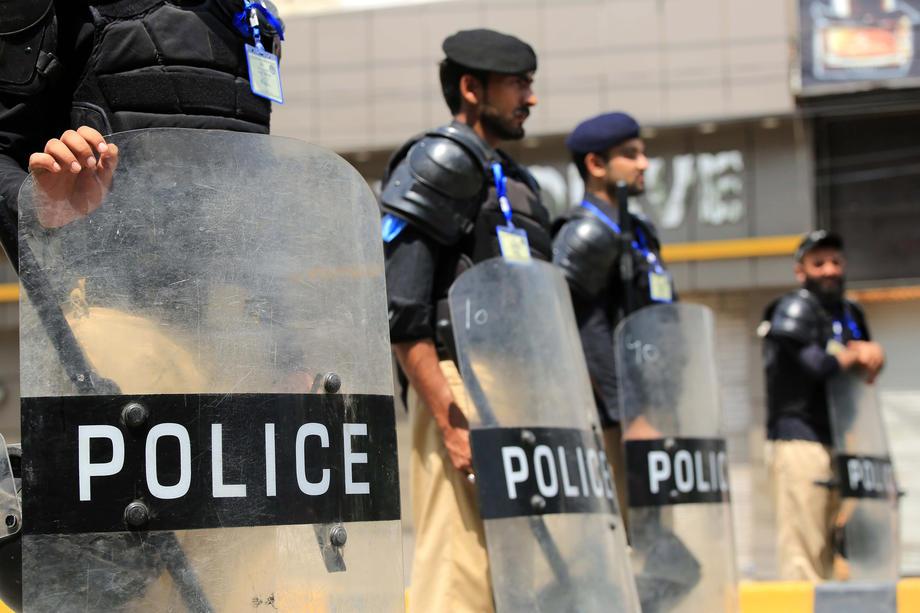 Пакистанска полиција