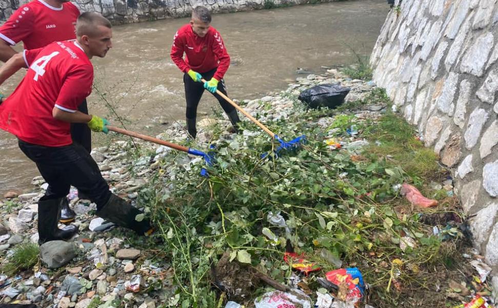 Еко-акција во Тетово