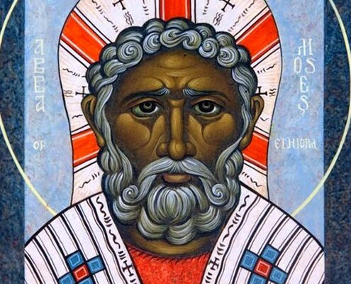 Преподобен Мојсеј Мурин