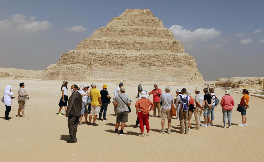 Египет туристи туризам