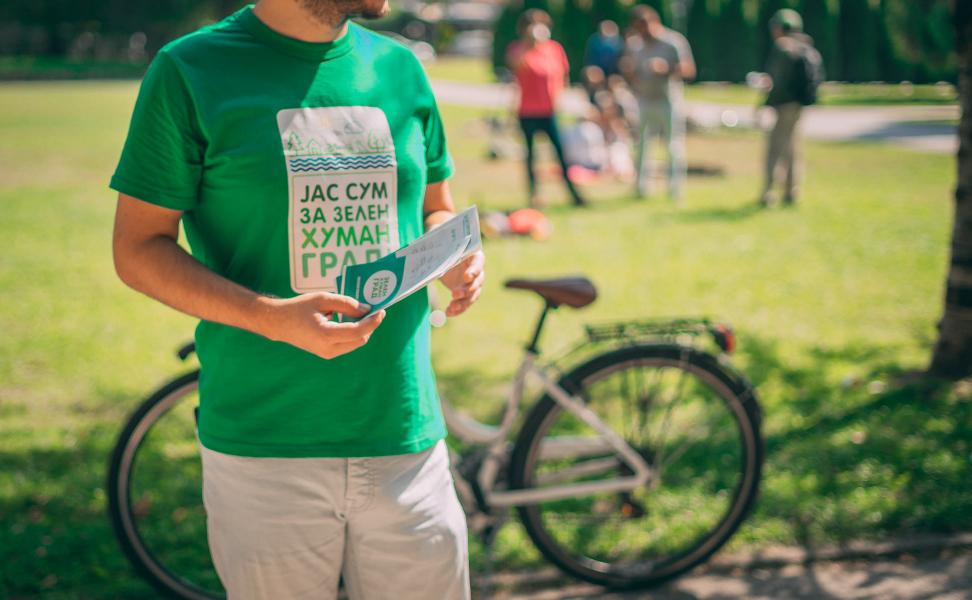 """Граѓанска иницијатива """"Зелен хуман град"""""""