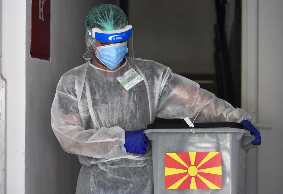 Избори во Македонија за време на пандемијата со ковид-19