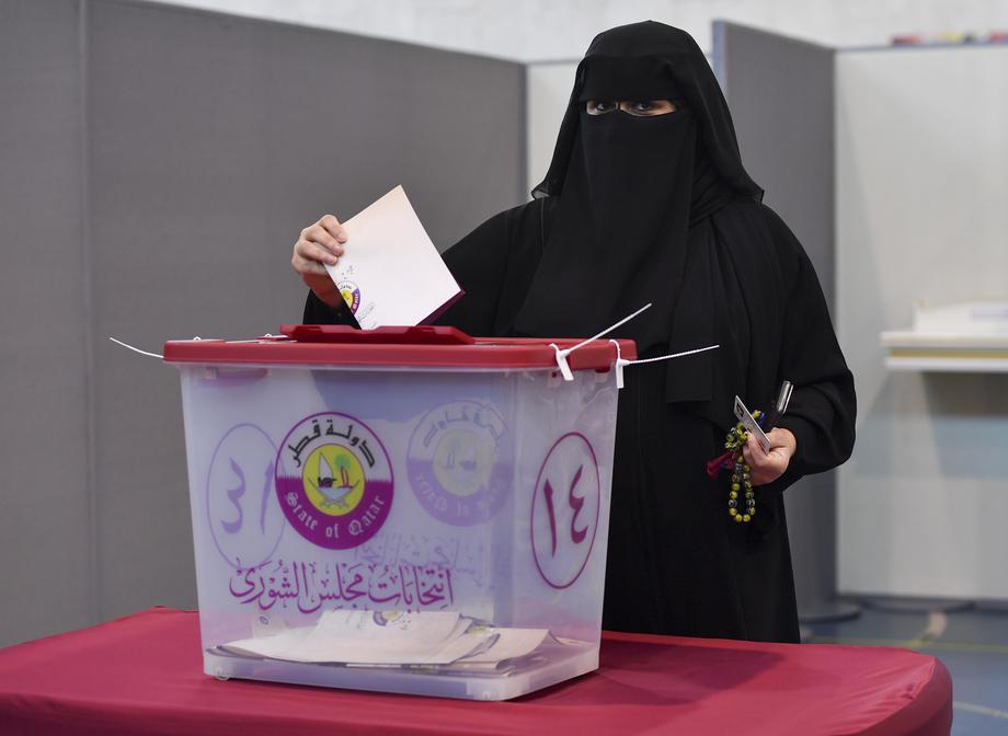 Катар избори